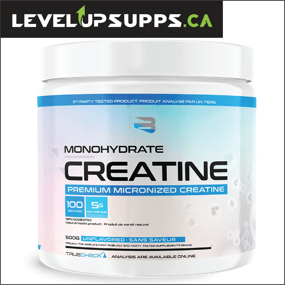 Believe Supplements Micronized Creatine