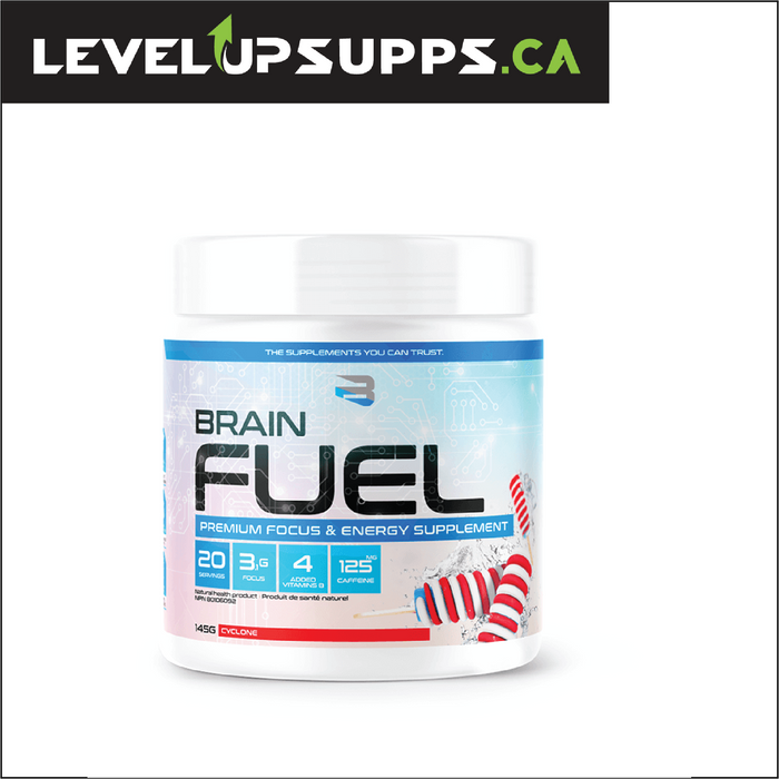 Believe Supplements Brain Fuel