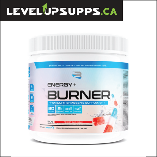 Believe Supplements Energy + Burner 30 Servings