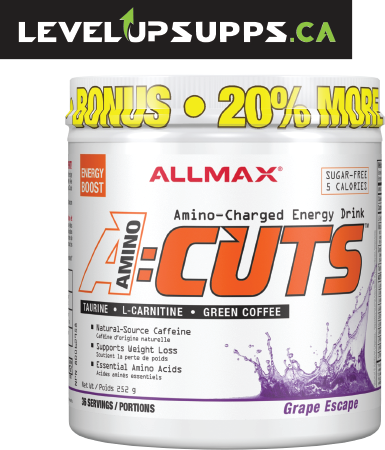 ALLMAX ACUTS GRAPE