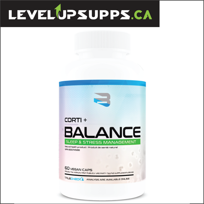 Believe Supplements Corti Balance