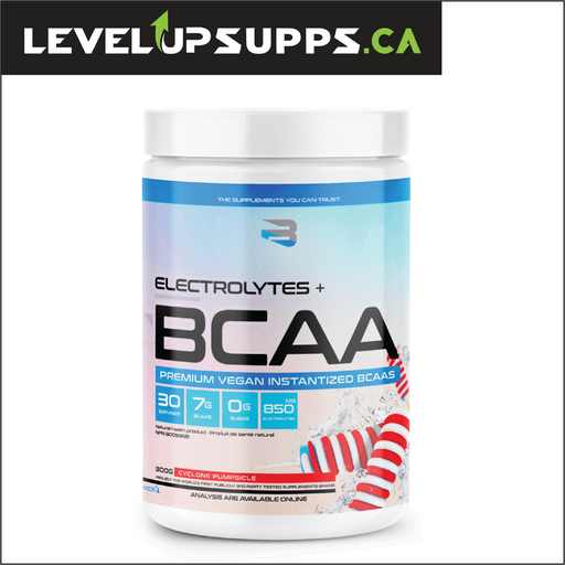 Believe Supplements Electrolytes + BCAA