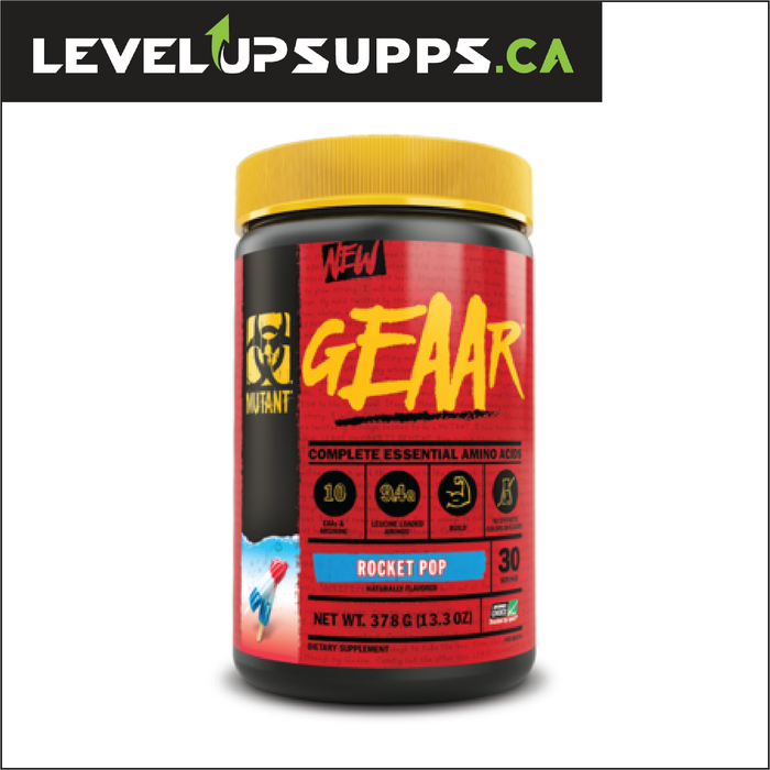Mutant gEAAr (Essential Amino Acids) 30 Servings