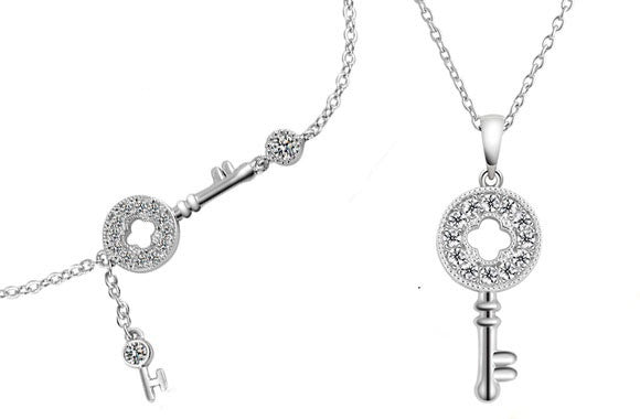 soEnvy Clover Zirconia Key Set
