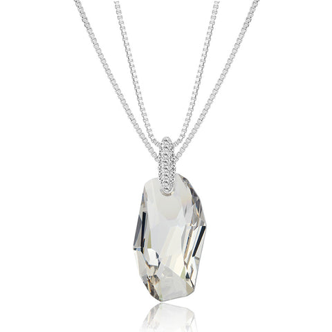soEnvy Pure Crystal Necklace