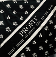 Profit World Wide Silk Scarf