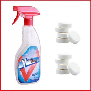 Spray de Limpeza Efervescente Clear Spot 20 UN
