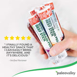 Paleovalley: 100% Grass Fed Beef Sticks (10 Count)