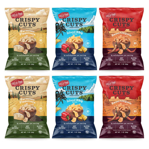 Field Trip Pork Rinds - 6 Pack