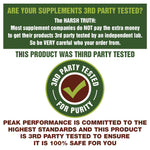 Grass Fed Beef Organ Complex (180 Capsules) by Peak Performance