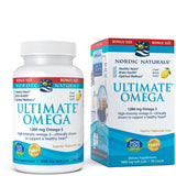 Nordic Naturals Ultimate Omega SoftGels - Concentrated Omega-3 Fish Oil, 90 Count