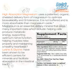 Doctor's Best High Absorption Magnesium 100% Chelated, 240 Tablets