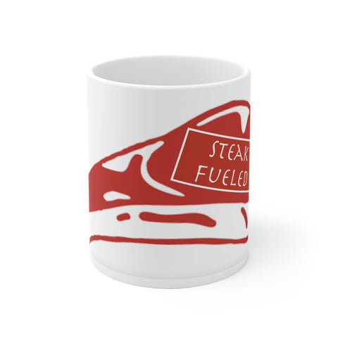 Steak Fueled Mug