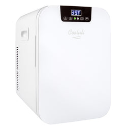 Concord 20 Liter Large White Mini Fridge Temperature Control