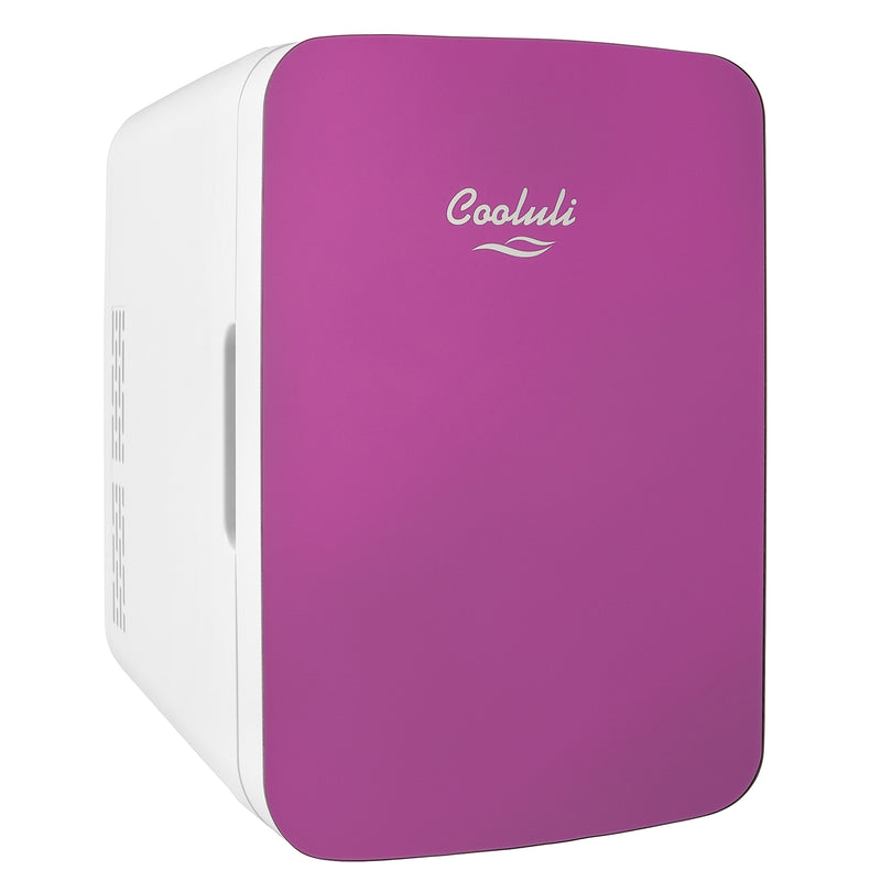 Infinity 10 Liter Portable Pink Mini Fridge