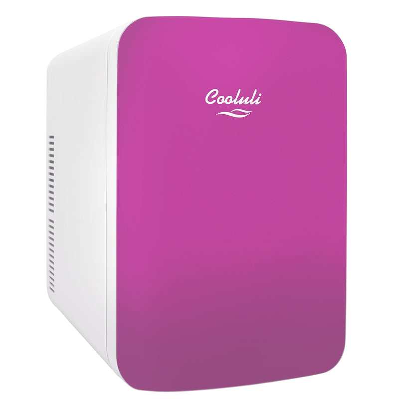 Infinity 15 Liter Pink Big Mini Fridge