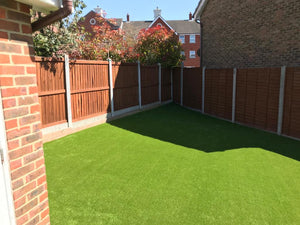 Supreme Economical Artificial Grass Installation with Supreme Lawns