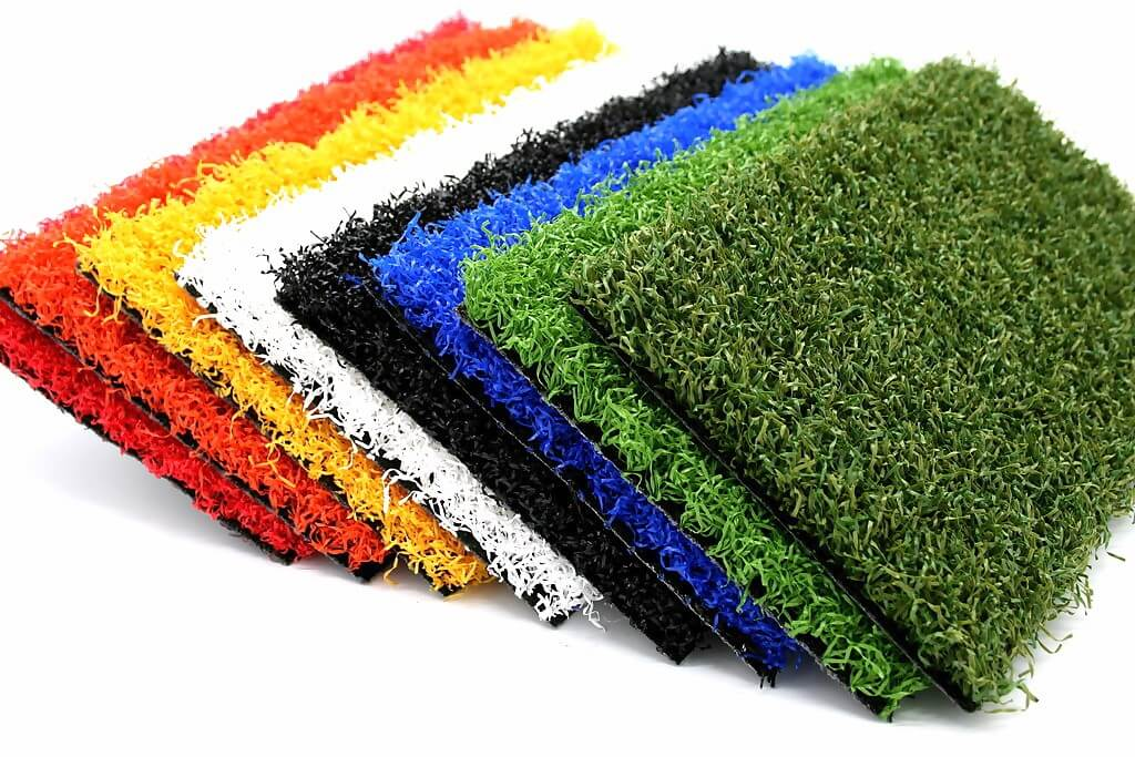 Multi-Sports Colours (Green) - £15.00 per sqm