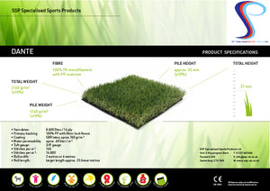 35mm artificial grass Kent
