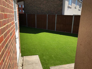 Supreme 2 Artificial Grass Installation with Supreme Lawns