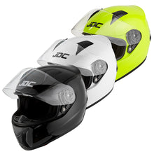 Load image into Gallery viewer, JDC Prism Motorcycle Helmet