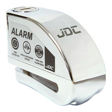 Load image into Gallery viewer, JDC Jaws Motorcycle Disc Lock Alarm