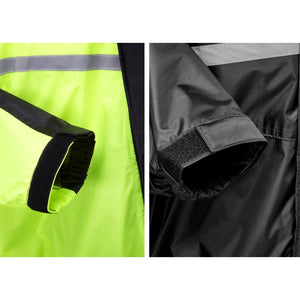 JDC Shield Motorcycle Rain Jacket