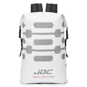 JDC Reflector Motorcycle Rucksack Dry Bag