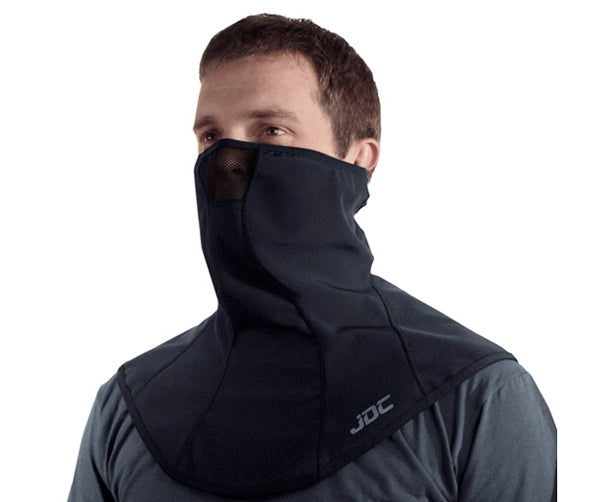 JDC Windproof Motorcycle Neck & Shoulder Warmer