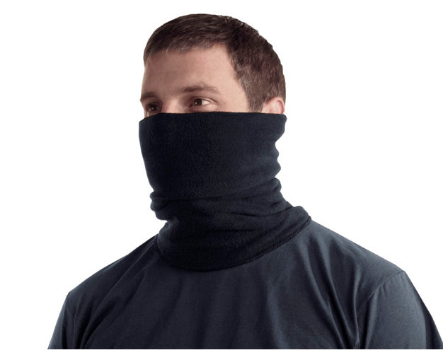 JDC Fleece Motorcycle Neck Warmer