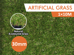 TSB Living TSB Living Default 1Mx10M Mult-colors Artificial Grass 30mm thick