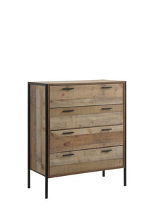 TSB Living TSB Living Default 4 DRAWER CHEST ALYSSA