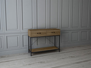 TSB Living TSB Living Default Console Table with 2 Drawers