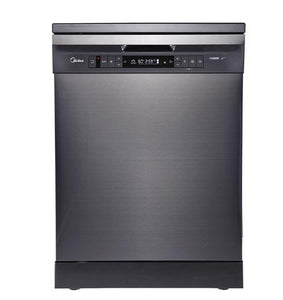 TSB Living Dishwasher Default MIDEA  DISHWASHER - BLACK STEEL 15 PLACE SETTING