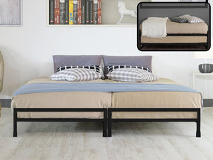 TSB Living TSB Living Default STACKER METAL BEDS BLACK