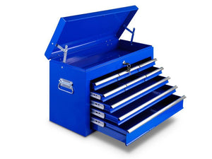 TSB Living TSB Living Default TOOL CABINET CHEST 9 DRAWS BLUE