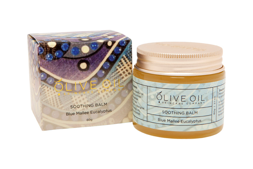 Soothing Balm Blue Mallee Eucalyptus 60g