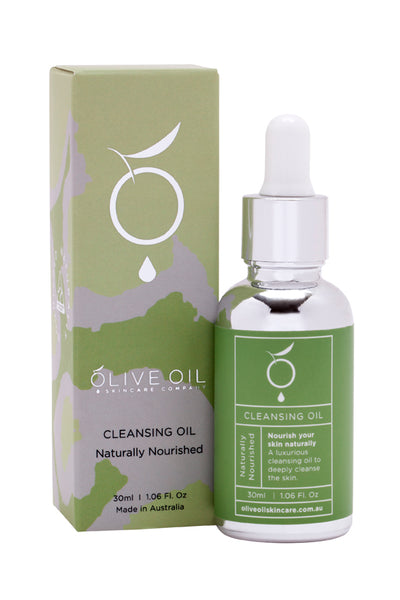 Cleansing Oil Naturally Nourished 30ml