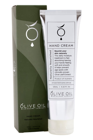 Hand Cream Naturally Nourished 125ml