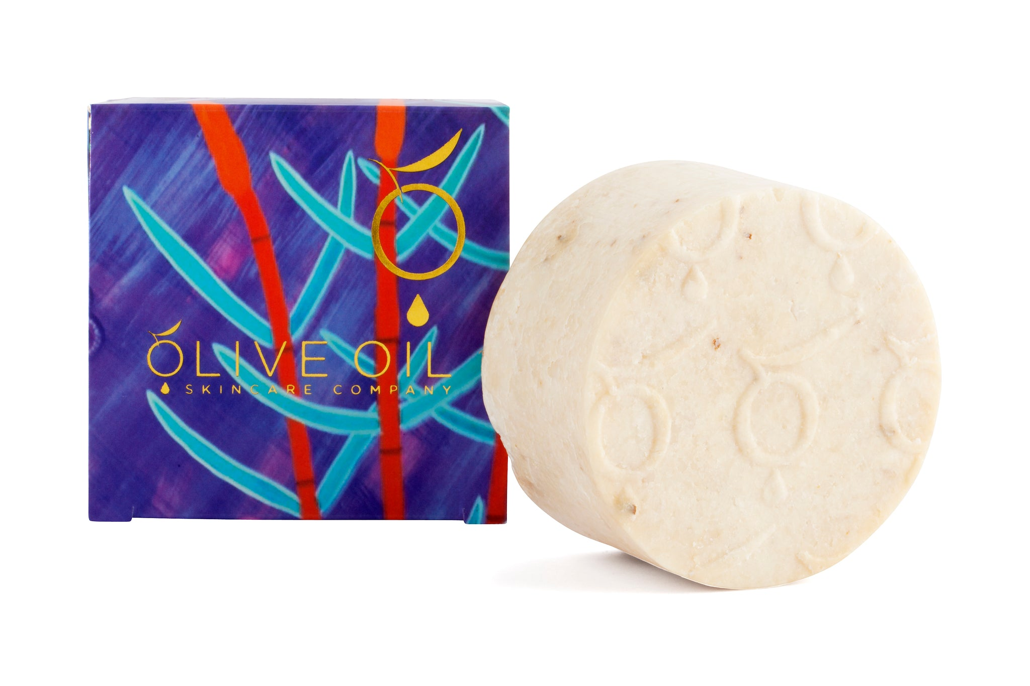 Olive Oil Soap ,Aboriginal Series,  Gidyea  100g