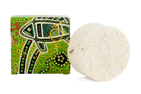 Olive Oil Soap , Aboriginal series  Gumby Gumby , 100g