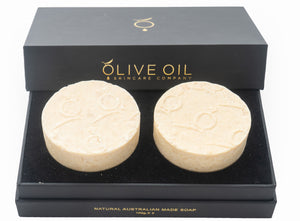 Olive Oil Soap, Black Label Gift Set