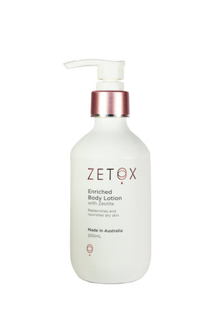 Zetox Enriched Body Lotion 200ml