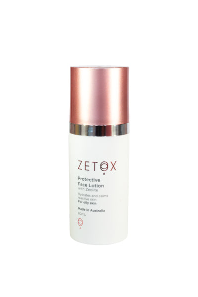 Zetox Protective Face Lotion 80g