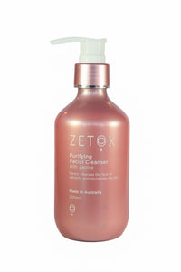 Zetox Purifying Facial Cleanser 200ml