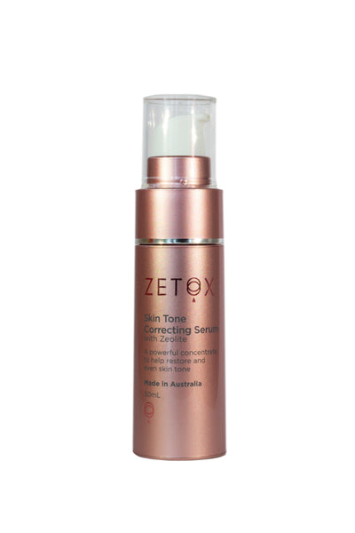 Zetox Skin Tone Correcting Serum 30ml