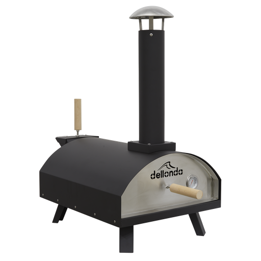 DG10.BR - Portable Wood-Fired Pizza Oven & Smoker | Refurbished Grade B |