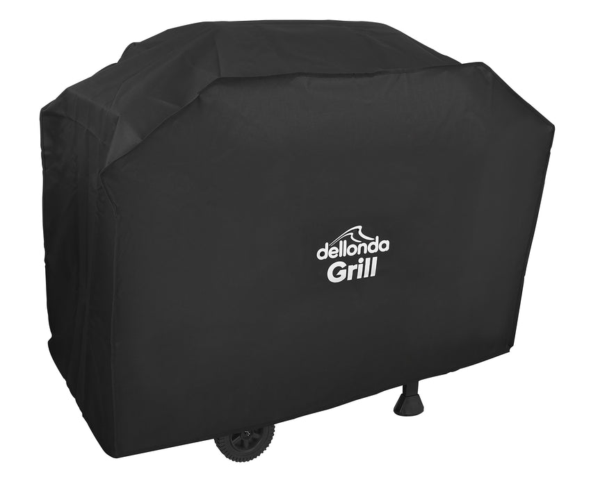 DG18 - Universal PVC BBQ Cover for Barbecues, Heavy-Duty & Waterproof - 1150 x 920mm (W x H)