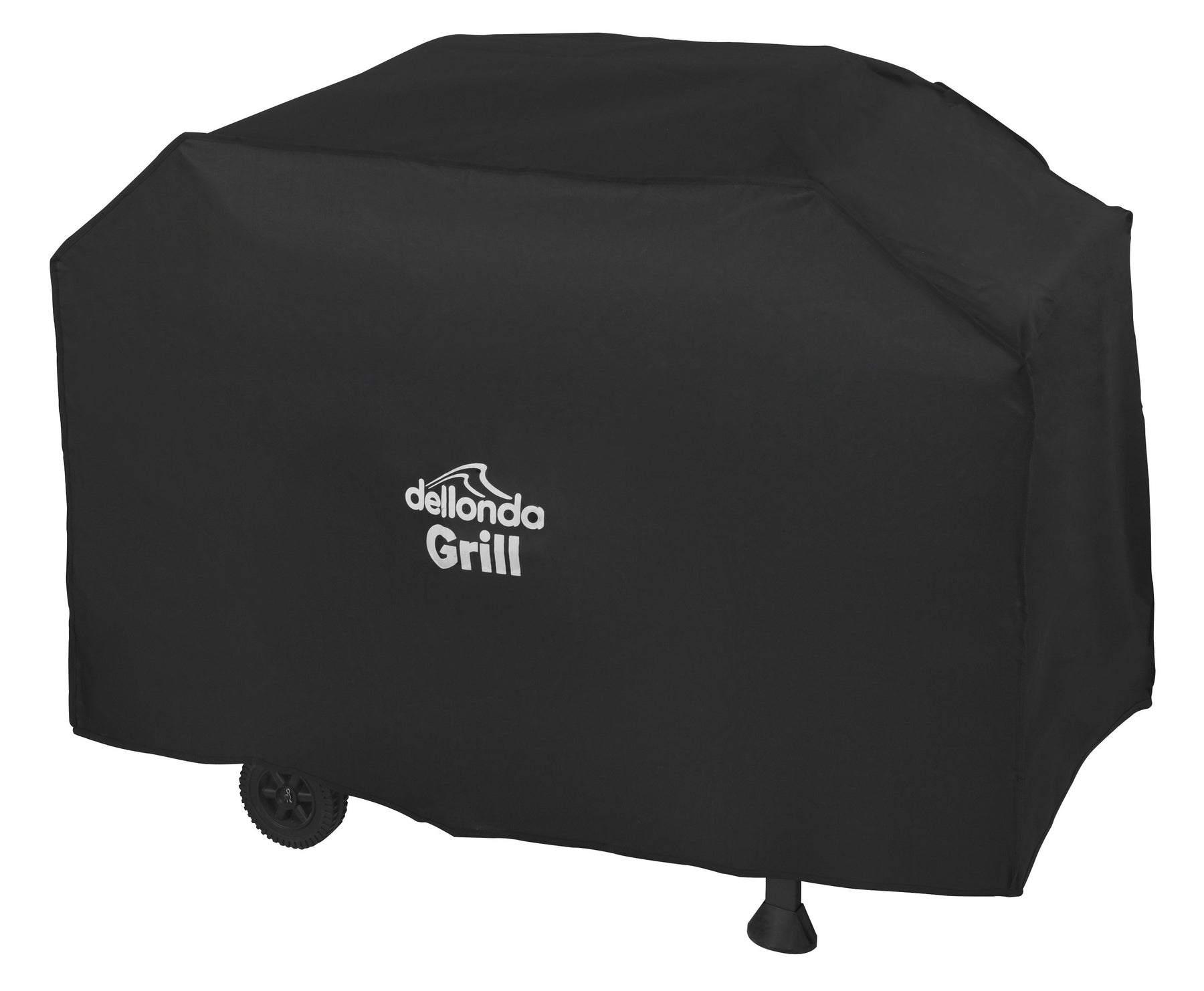 DG19 - Universal PVC BBQ Cover for Barbecues, Heavy-Duty & Waterproof - 1325mm x 1130mm (W x H)