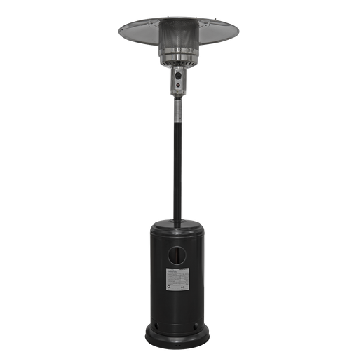 DG1.BR - Freestanding Gas Outdoor Garden Patio Heater | Refurbishment Grade B |